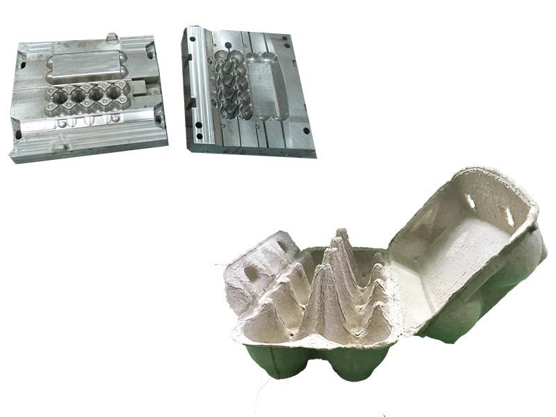 Egg box mould