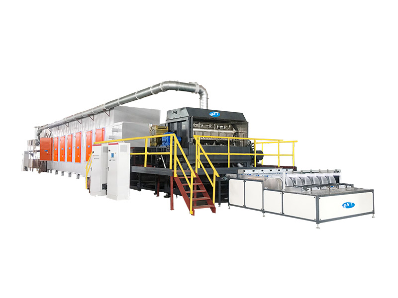 Automatic Rotary Tray Production Line